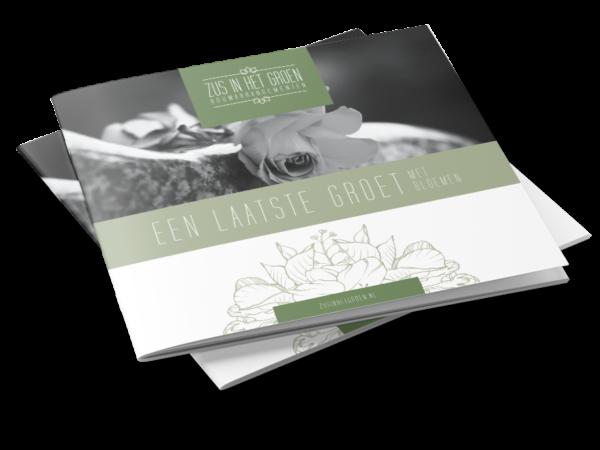 Rouwarrangementen-brochure